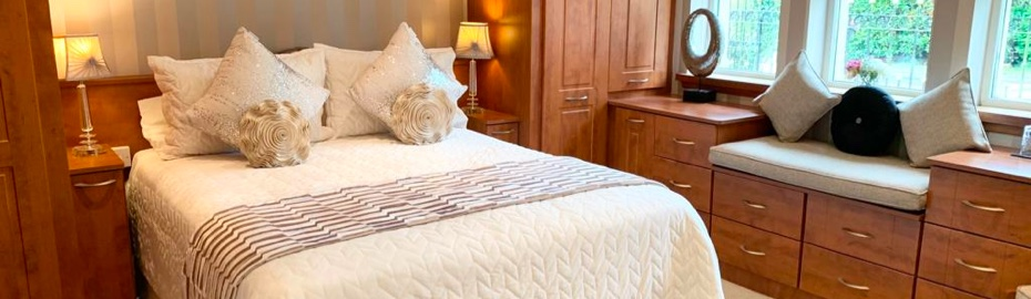 Luxury Bed & Breakfast Rooms